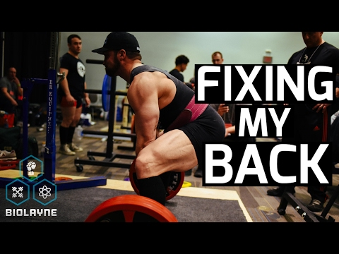 Fixing my Back
