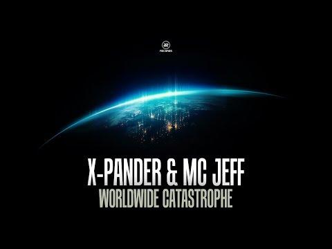 X-Pander & MC Jeff - Worldwide Catastrophe (#A2REC153)
