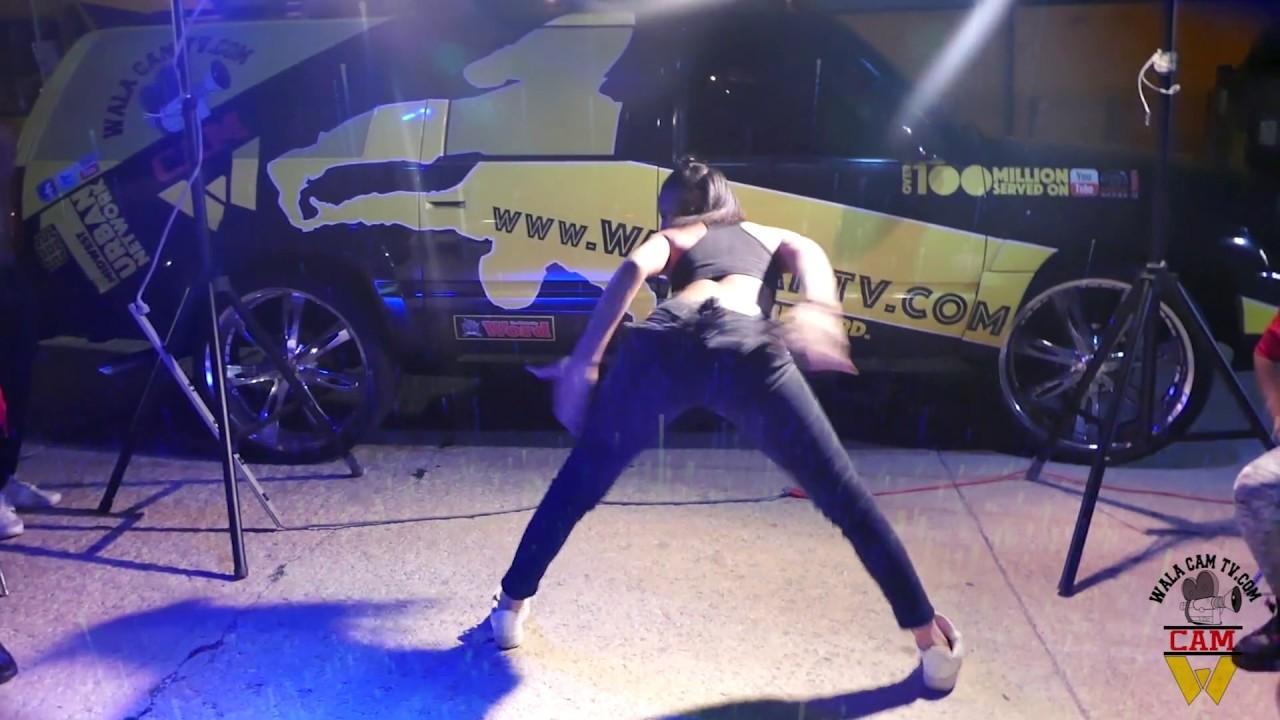 J.Money - Bounce tha AZZ - Speaker Knockerz - Wala Cam TV