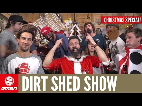 Dirt Shed Show Christmas Special + Special Guests! Ep. 94