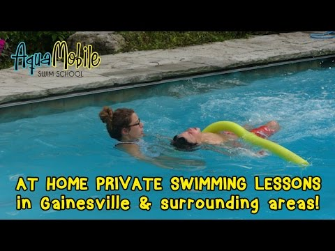 Gainesville, Florida at Home Swim Lessons