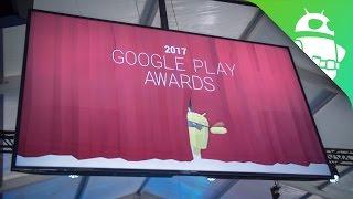 Google Play Awards Recap and Reaction at I/O 2017