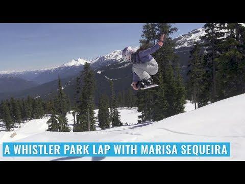 A Lap Through Whistler Park With Marisa Sequeira