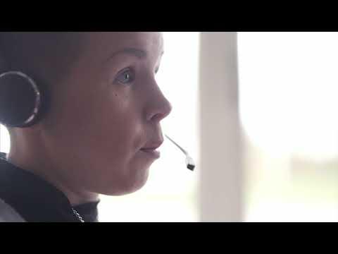Green Cargo medarbetarporträtt: Lina, kundkoordinator och roller derby