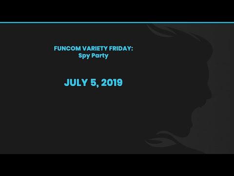 Funcom Variety Friday: Pretending to be NPCs in Spy Party