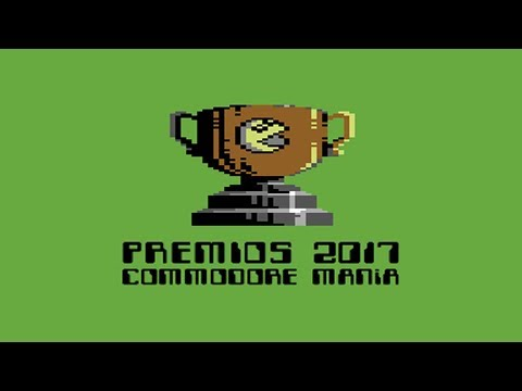 PREMIOS COMMODORE MANIA 2017