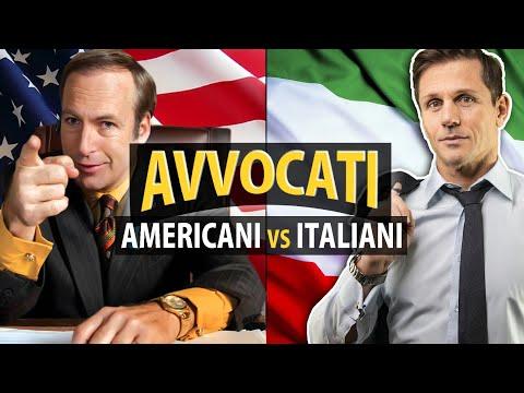 7 differenze tra UN AVVOCATO AMERICANO E UNO ITALIANO | avv. Angelo Greco