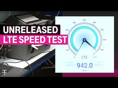 T-Mobile Reaches Nearly 1 Gbps on LTE