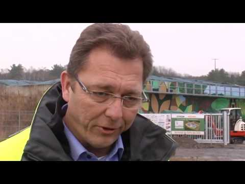 Erweiterung der Großbardorfer Biogasanlage mit Energietechnik vom Bayernwerk