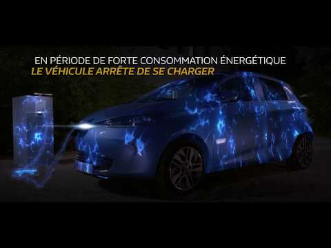 L'appli mobile ZE Smart Charge | Renault