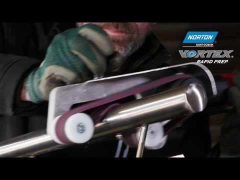 Finishing a Stainless Steel Handrail