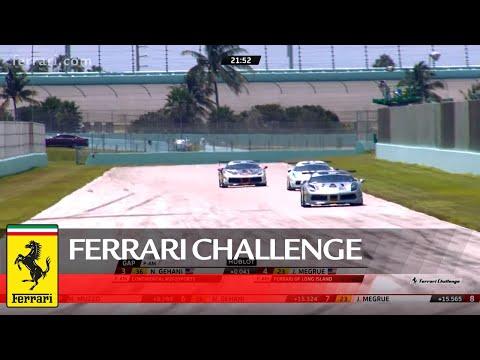 Ferrari Challenge North America ? Homestead-Miami, Trofeo Pirelli Race 1