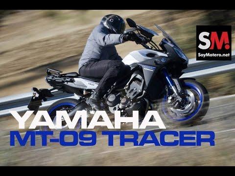 Prueba Yamaha MT-09 Tracer 2015