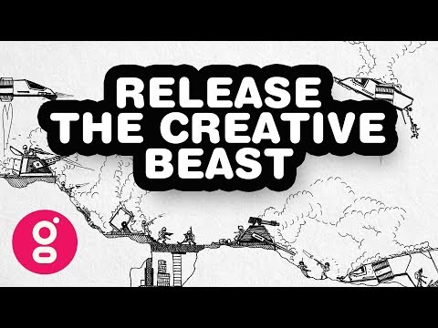 RELEASE THE CREATIVE BEAST ( Story about my Creativity )