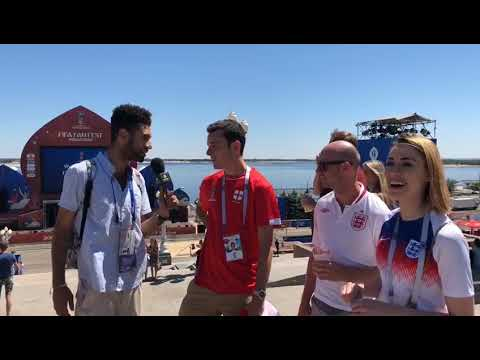 Can England win the World Cup? Hugh Wizzy with Virgin Media finds out