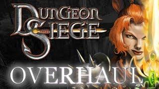Dungeon Siege Overhaul Mod Showcase/Play Test - Part 1