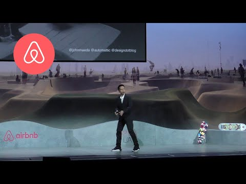 John Maeda on Inclusion and Media | Airbnb Open 2016 Los Angeles