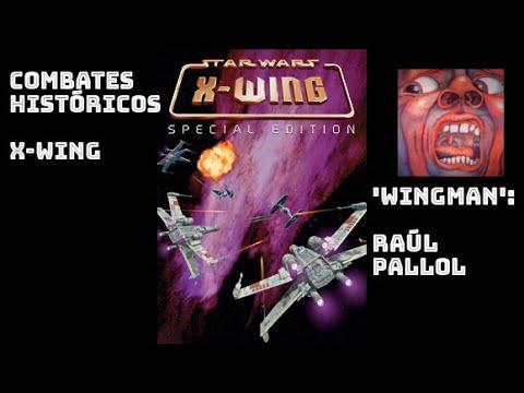 BITeLog 00FF.2: X-Wing (DOS) [X-WING] Historical Combats