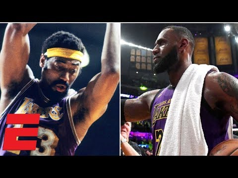 How does LeBron James compare to Wilt Chamberlain? | Pardon the Interruption