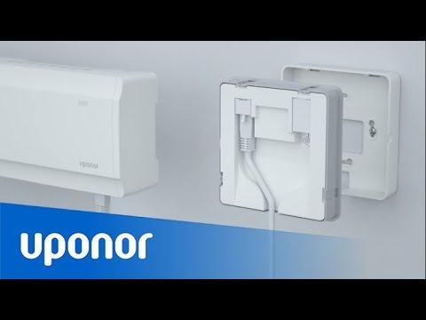 Uponor Smatrix Pulse System Installation