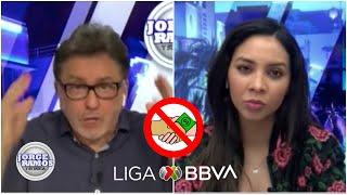 LIGA MX SIN DINERO Algunos equipos han recortado salarios a la mitad | Jorge Ramos y Su Banda