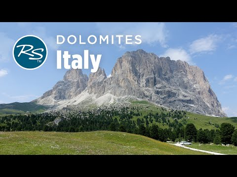 Dolomites, Italy: Tirolean Culture and Alpine Adventures - Rick Steves' Europe Travel Guide
