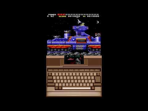 Space Manbow en Ganbare Goemon DS