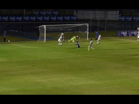 Gol de Santa Lucía, anota Enrique Miranda en el minuto 93 del partido