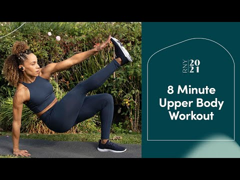 Upper Body Workout for Arms + Back | ReNew Year Movement | Well+Good