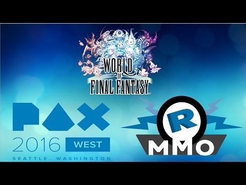 [PAX 2016] World of Final Fantasy - Full Panel