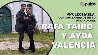 #PulzoHabla con Rafa Taibo y Ayda Valencia de la visita en vivo que harán al manicomio de Sibaté