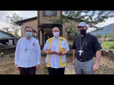 Obispos del Chocó piden al gobierno una respuesta integral para las comunidades