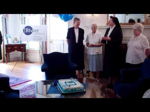 Rivier University celebration, part 1