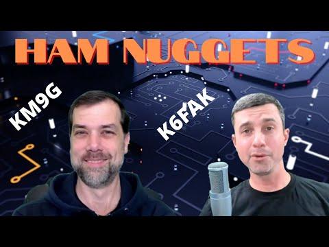 Ham Nuggets Live! w/Jason Fiori, K6FAK