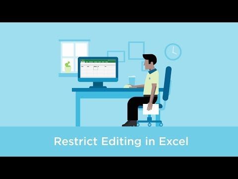 Restrict Editing