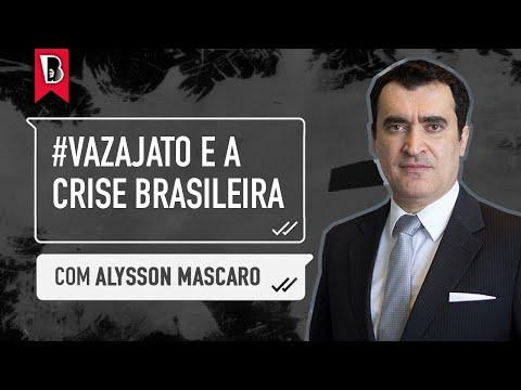 #VazaJato e a crise brasileira, com Alysson Mascaro — debate Margem Esquerda