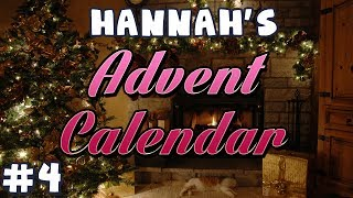 Hannah's Advent Calendar 2013 - Day 4