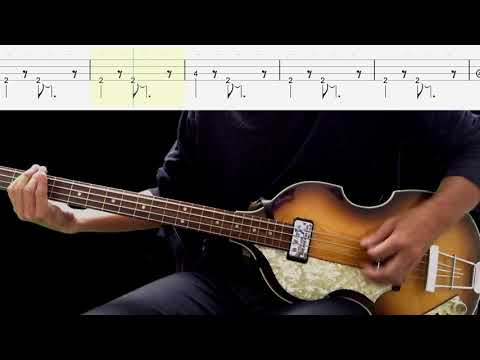 Bass TAB : Wait - The Beatles