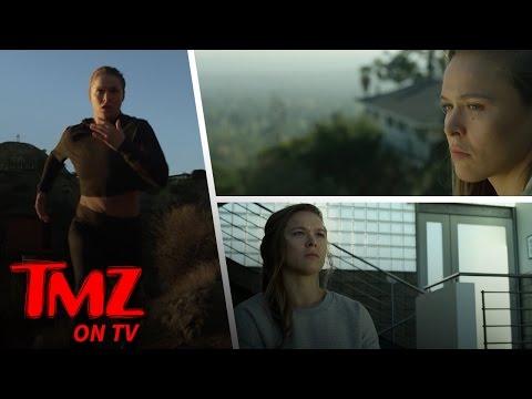 Ronda Rousey – The Comeback Video! | TMZ TV