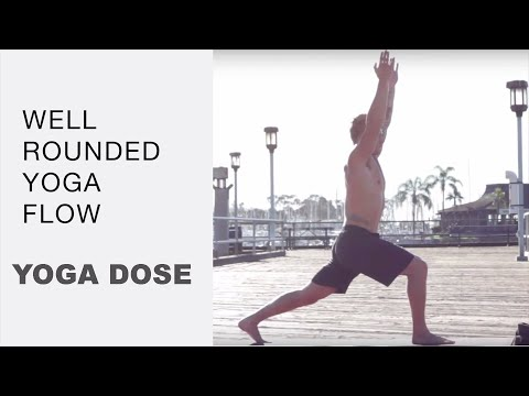 Yoga Flow and Energy with Tim