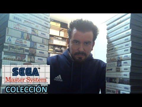 MI COLECCIÓN DE MASTER SYSTEM (+80 juegos) - En Español