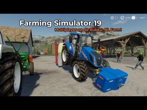Farming Simulator 19 (Opname 21/11/2018)