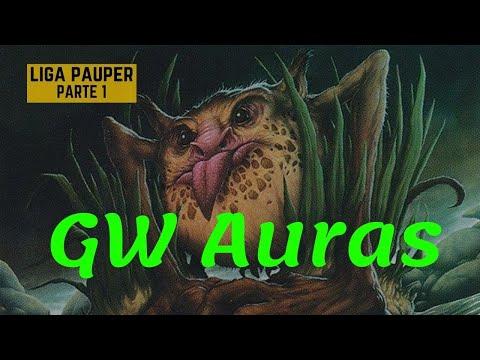 (LIGA PAUPER) GW Auras (parte 1)