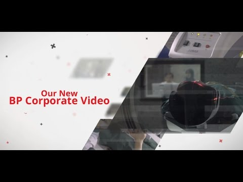 BP Healthcare Group 2016 Corporate video