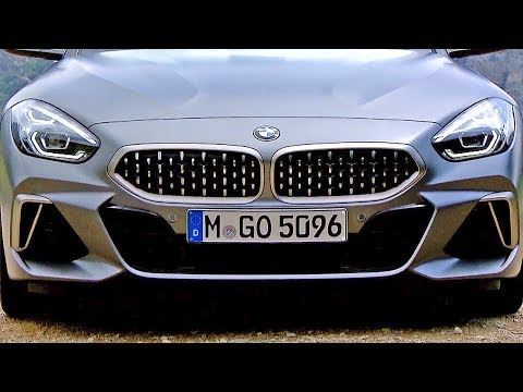 BMW Z4 M40i (2019) Design, Interior, Test Drive