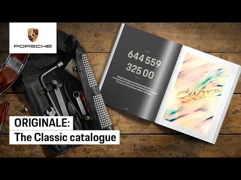 ORIGINALE: The Classic Catalogue