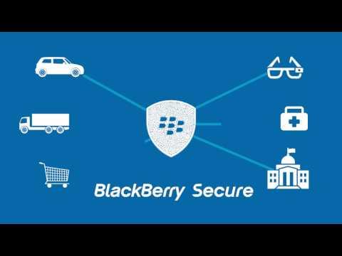 Introduktion av BlackBerry Secure