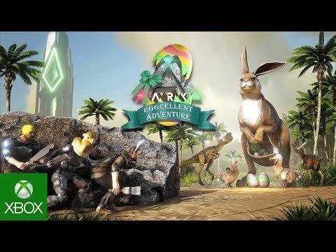ARK: Eggcellent Adventure!