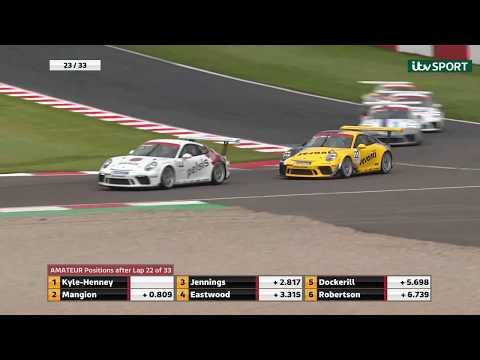 Porsche Carrera Cup GB 2018 - Donington Park, Rounds 3 and 4