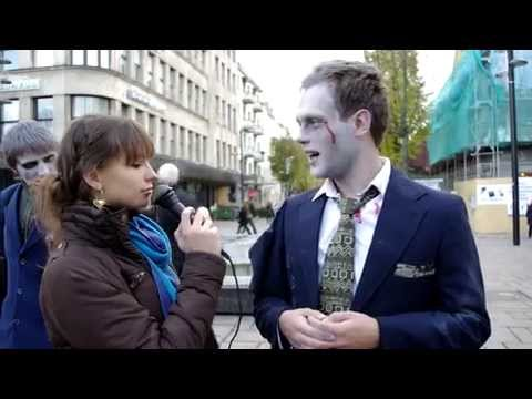 Video: Zombiai - kartais ir Kaune pasirodo
